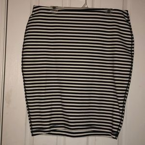 Plus Size Old Navy Pencil Skirt 1X